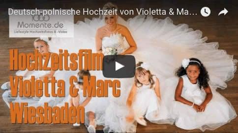 Hochzeitsvideo Leverkusen