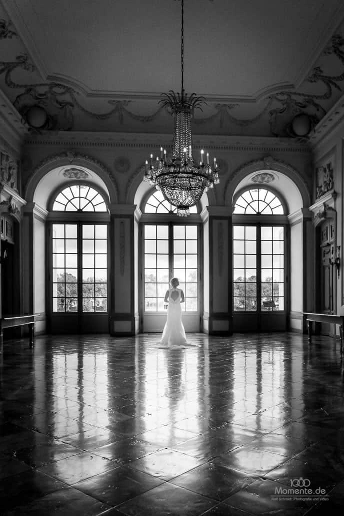 Hochzeitsfotograf Düsseldorf Brautportrait