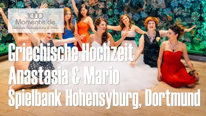 Griechische Hochzeit Spielbank Hohensyburg Dortmund