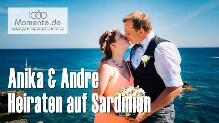 Heiraten Sardinien