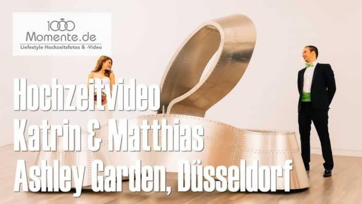 Hochzeit Ashley Garden Düsseldorf