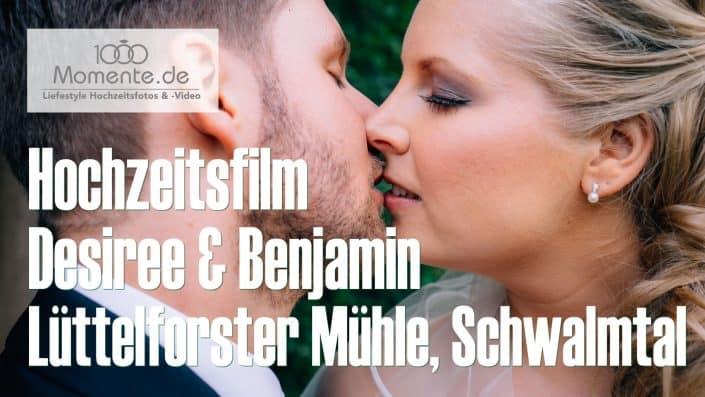 Hochzeit Lüttelforster Mühle Schwalmtal