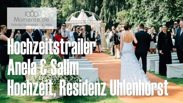 Hochzeit Residenz Uhlenhorst