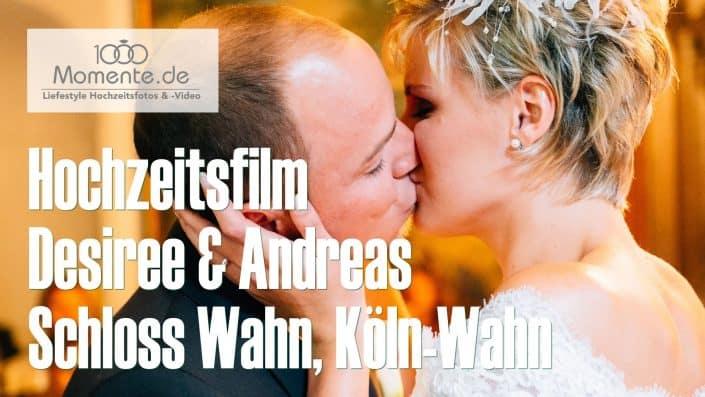 Hochzeit Schloss Wahn Köln