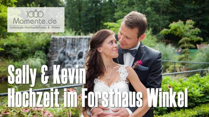 Hochzeit Forsthaus Winkel