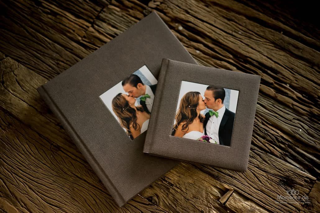 Unser handgefertigtes Hochzeitsbuch auch als Elternbuch