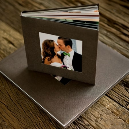 Hochzeitsbuch Silverino