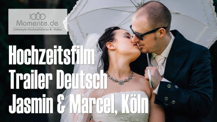 Hochzeitsfilm Köln
