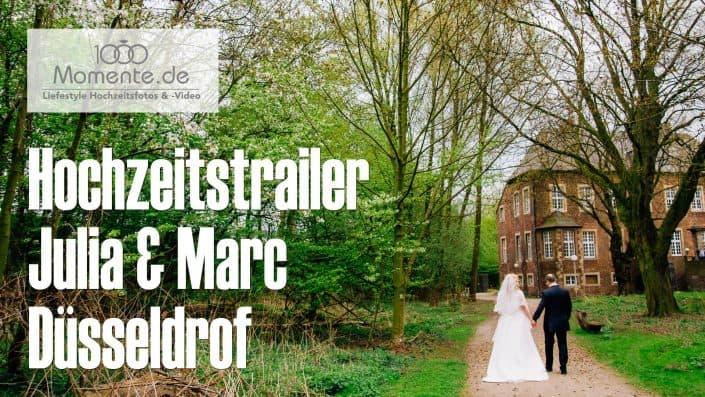 Hochzeitstrailer Düsseldorf