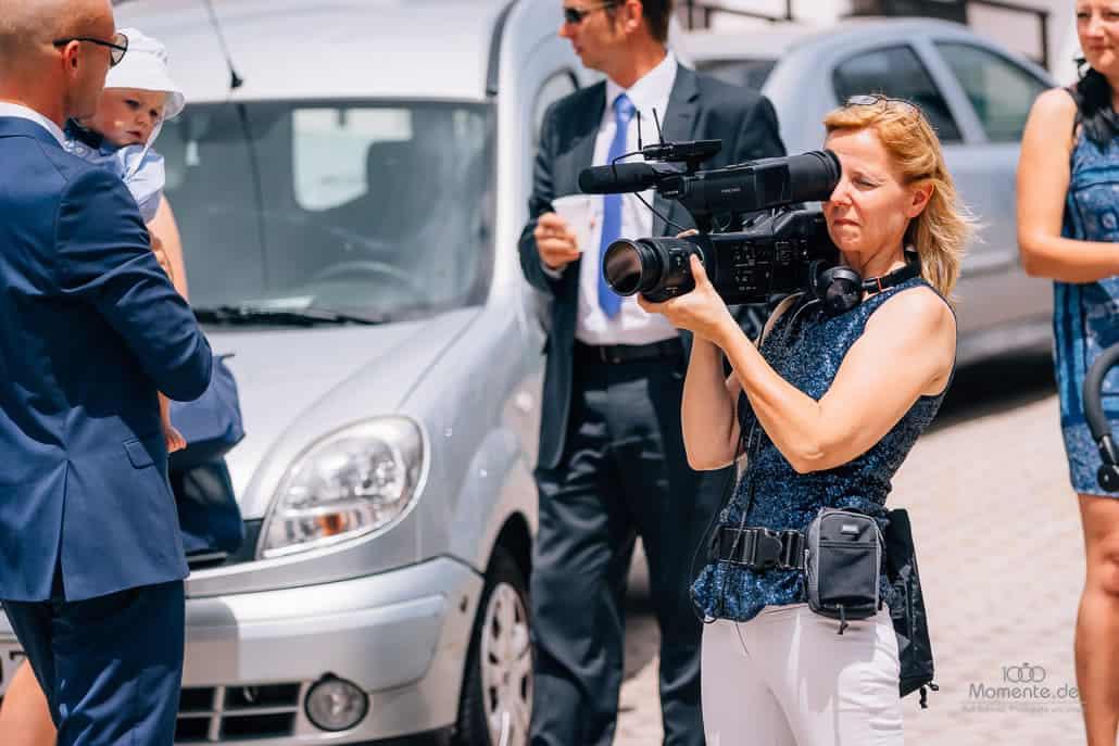 Hochzeitsvideo mit der Sony EH100