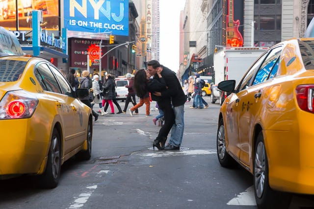 Pre Wedding Shooting, New York
