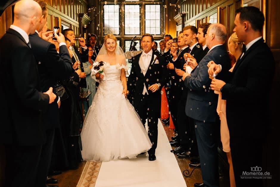 Hochzeit in Schottland