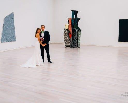 Hochzeitsfotograf Düsseldorf im Museum Kunstpalast