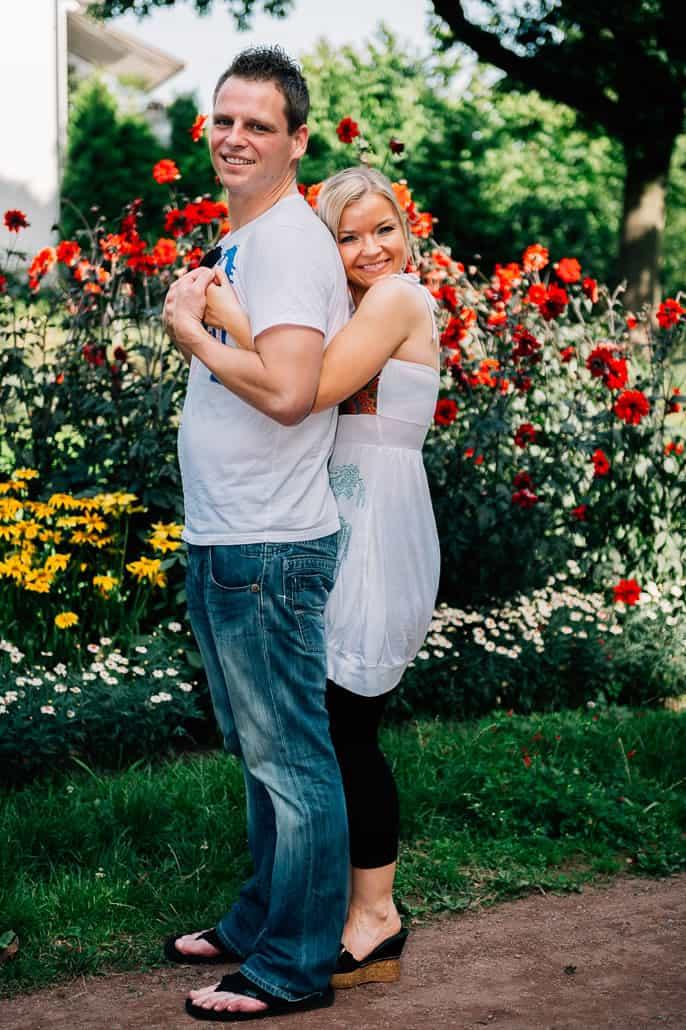 Paarshooting Stephanie & Stephan