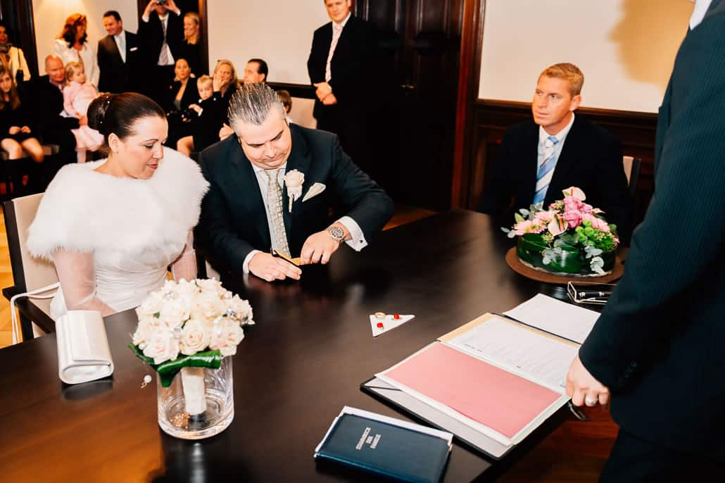 Hochzeitsreportage Interconti Düsseldorf