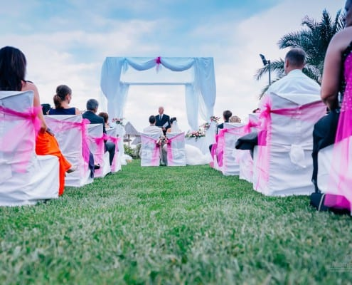 Strand Hochzeit Sardinien