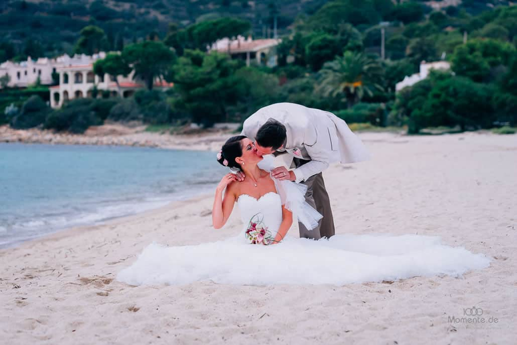 Hochzeitsreportage Sardinien mit Marina & Marco