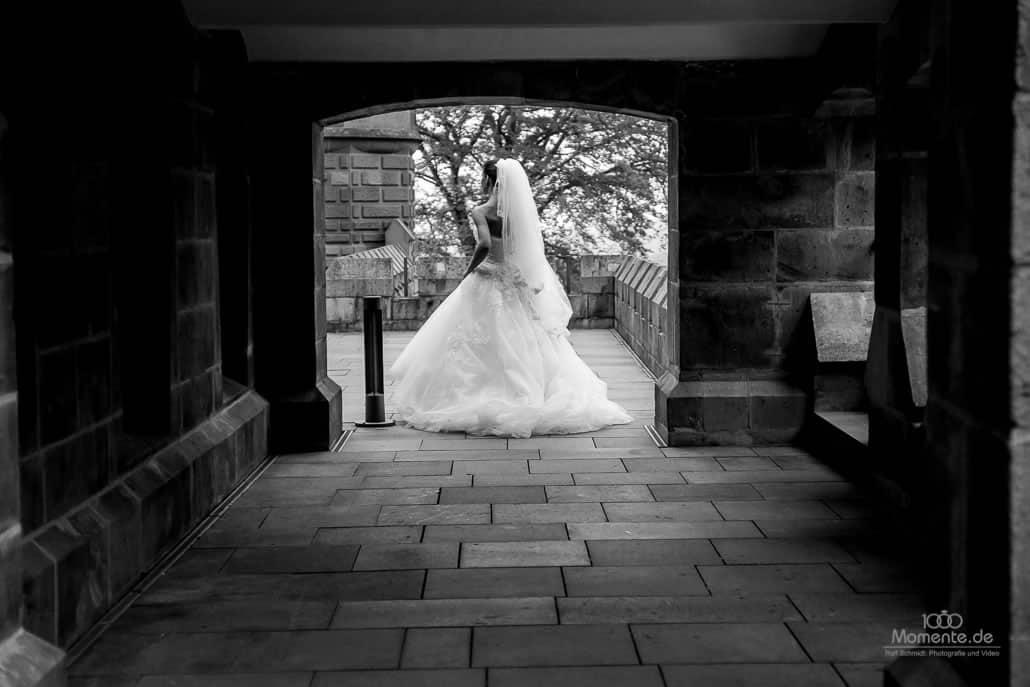 Hochzeitsreportage Schloss Drachenfels