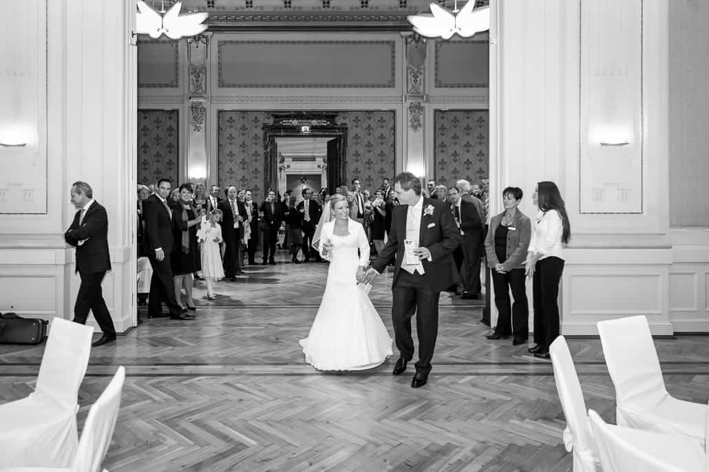 Hochzeitsreportage Stadthalle Wuppertal