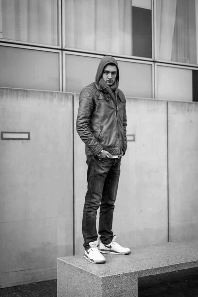 Portraitfotografie mit Jannik