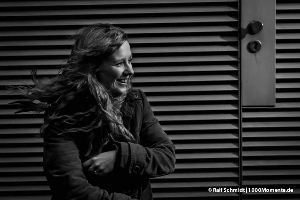 Portraitfotografie mit Marty