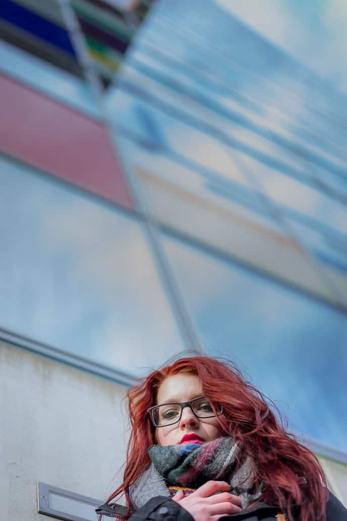 Portraitfotografie mit Michelle