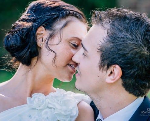 Hochzeit auf Schloss Grünewald in Solingen
