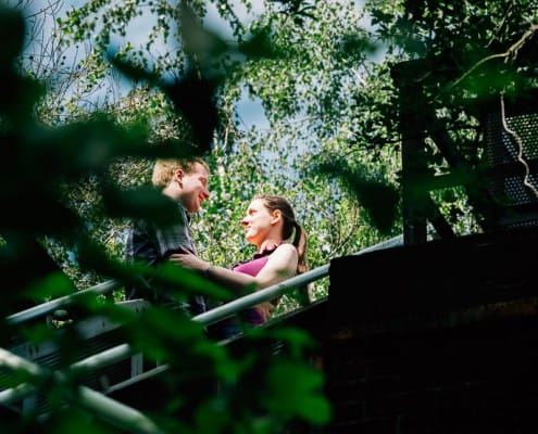 Paarshooting im Landschaftspark Duisburg