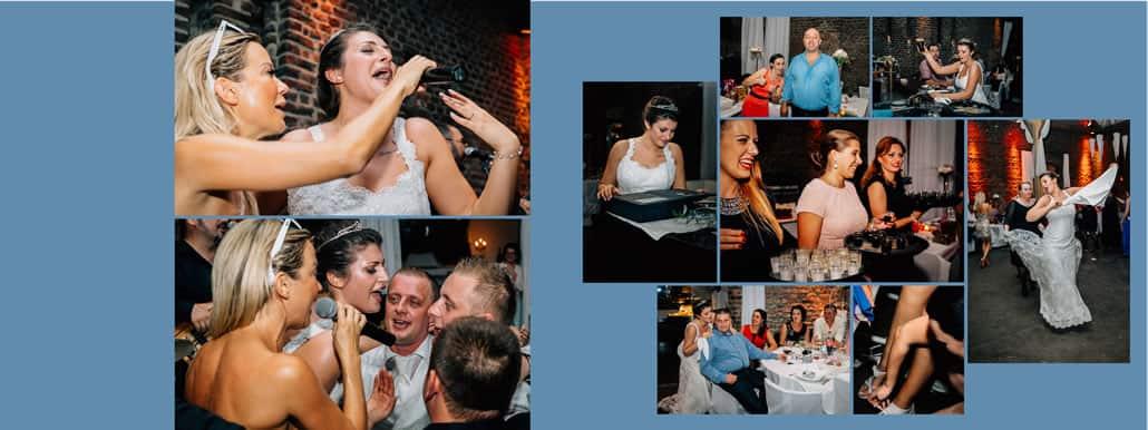 Hochzeitsbuch Anela & Salim
