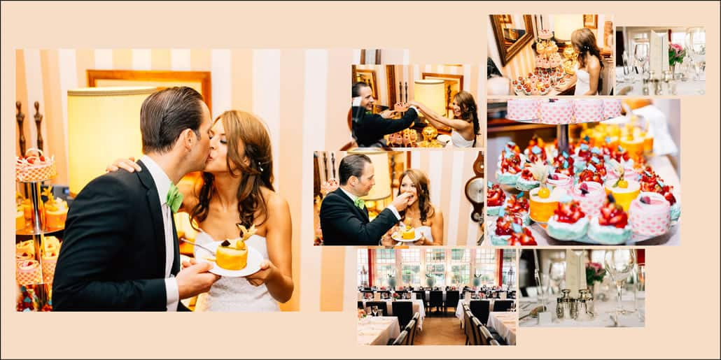 Hochzeitsbuch Katrin & Matthias