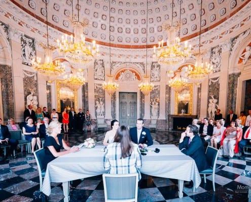 Hochzeit Schloss Benrath Düsseldorf, Malkasten Düsseldorf