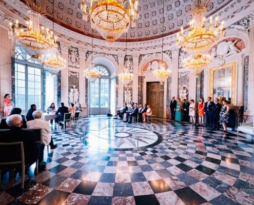 Hochzeitsfotograf Schloss Benrath Düsseldorf, Malkasten Düsseldorf