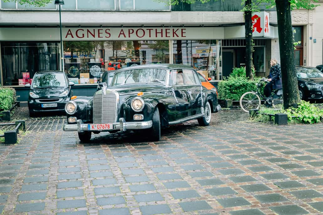 Hochzeitsreportage Köln Flora