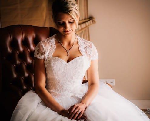 Hochzeitsfotograf und ein After-Wedding Shooting