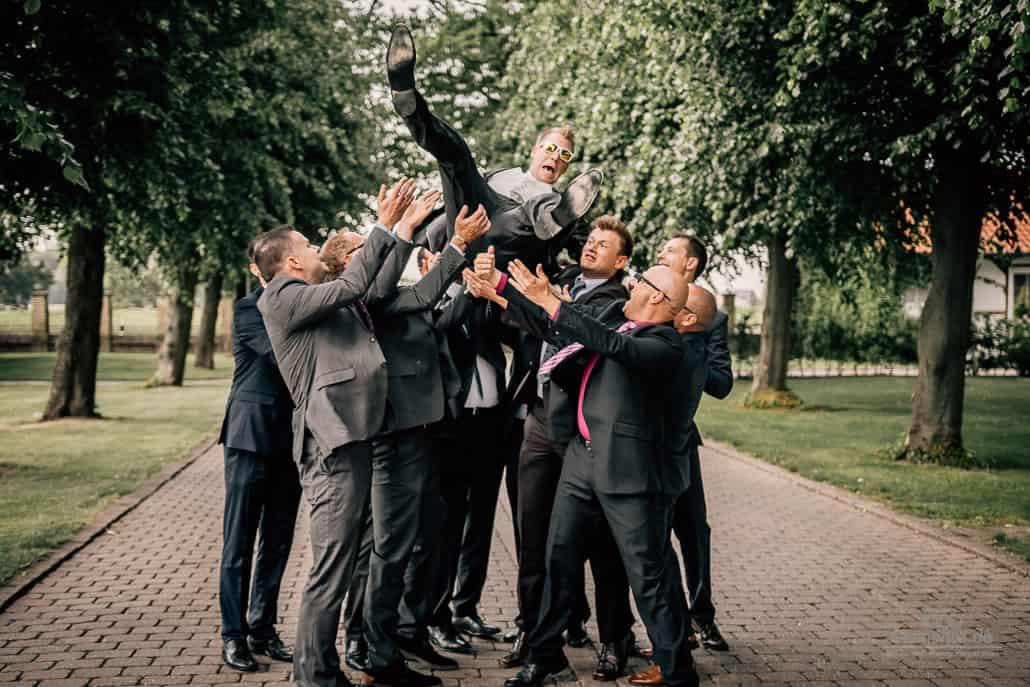 Hochzeitsfotos Gut Kamp in Hamm
