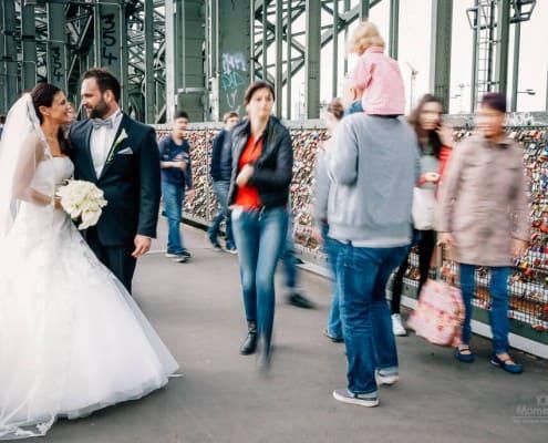 Hochzeitsreportage Köln Hyatt