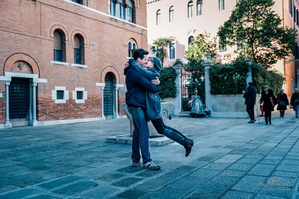 Fotograf Venedig