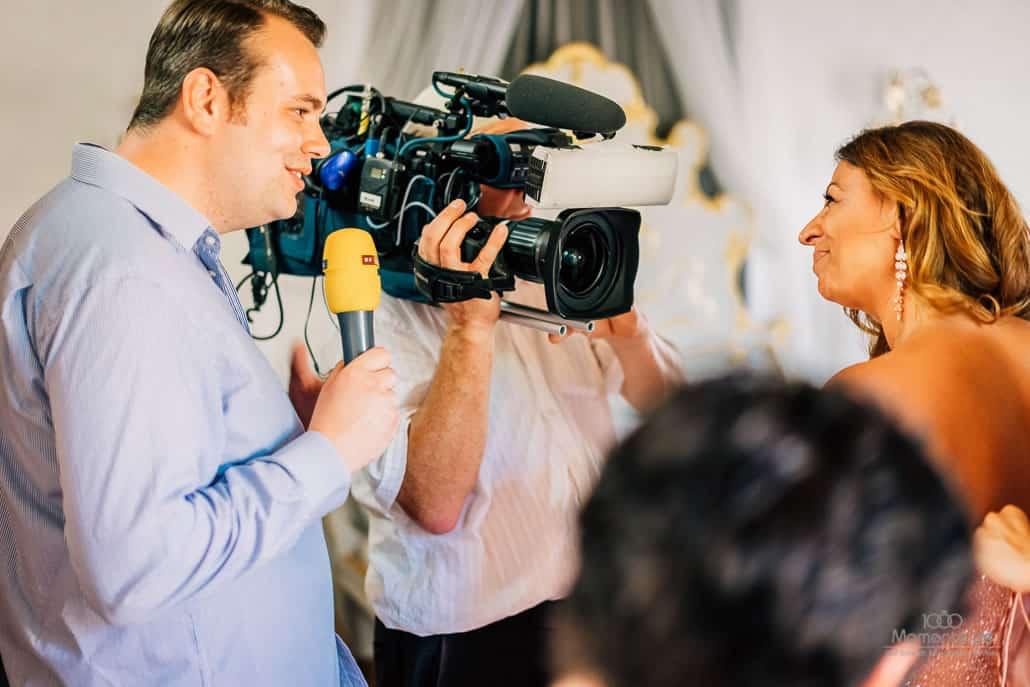 RTL TV Hochzeit Mallorca