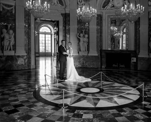 Hochzeit Schloss Benrath Düsseldorf