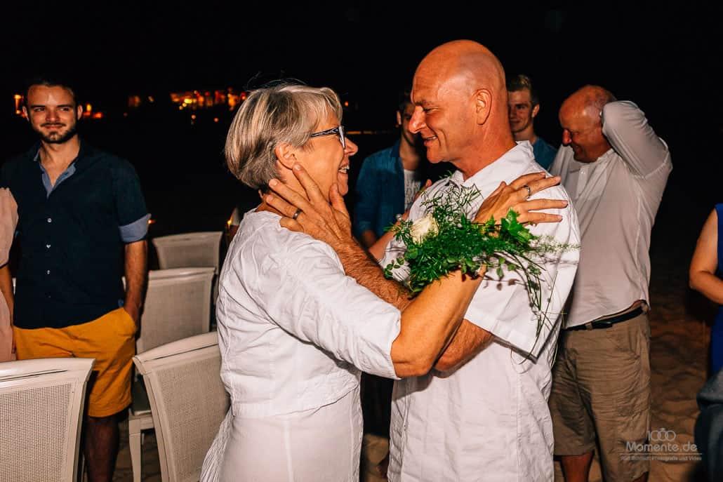 Hochzeit am Meer, Algarve, Portugal