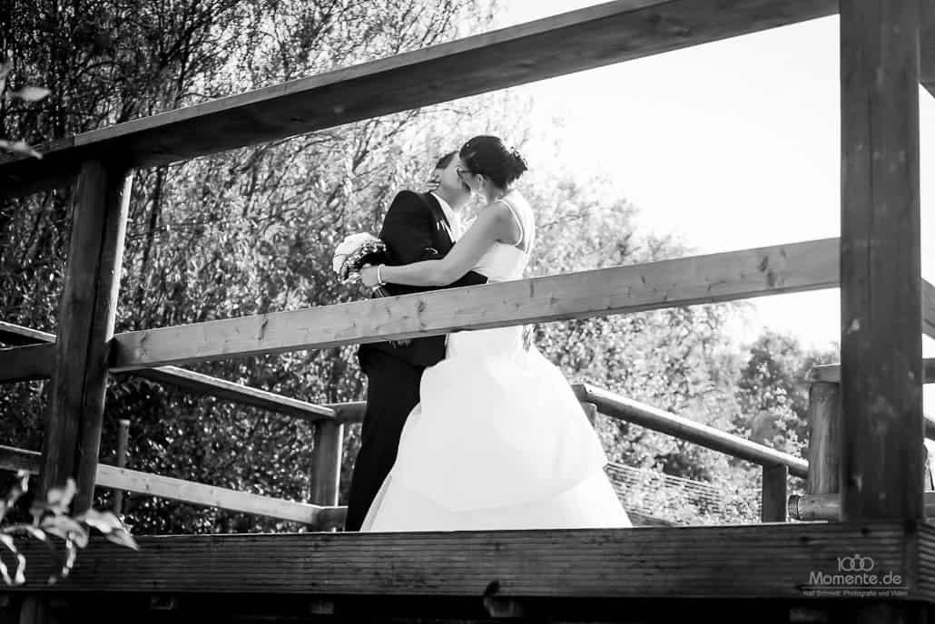 Heiratsantrag der erste Kuss