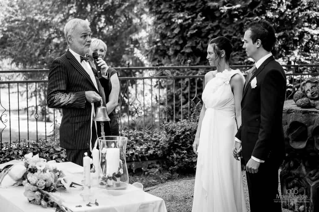 Hochzeitsfotograf Bonn bei einer Trauung