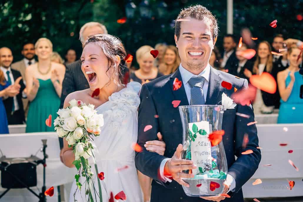 Hochzeitsfotograf Bonn bei einer Hochzeit