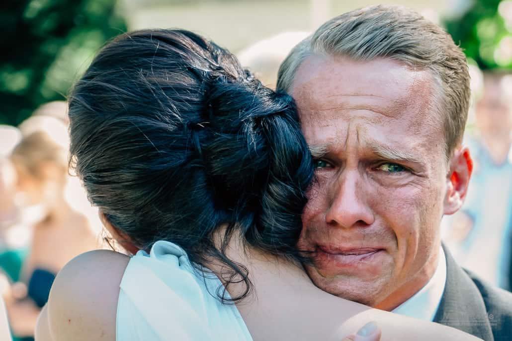 Hochzeitsfotograf Bonn Emotionen