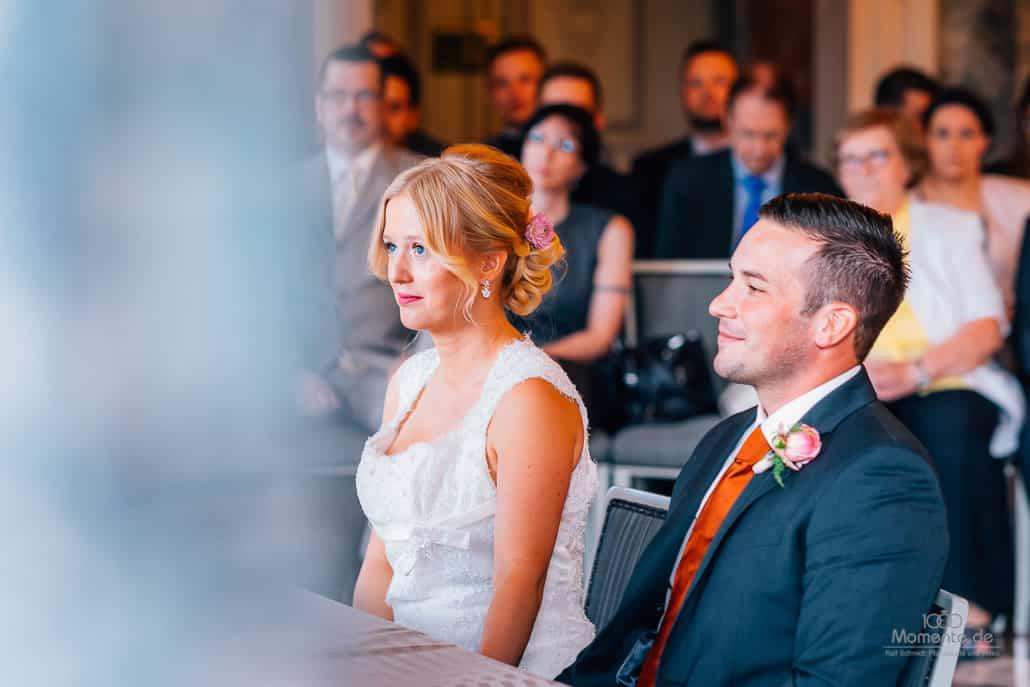 Hochzeitsfotograf Düsseldorf Heirat im Schloss Benrath