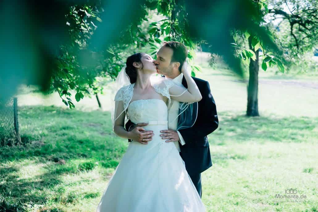 Hochzeitsfotograf Duisburg beim Brautpaarshooting