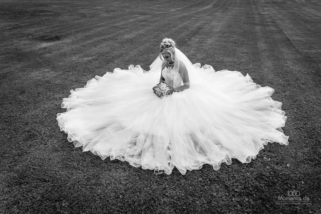 Hochzeitsfotograf Essen Ralf beim Brautshooting