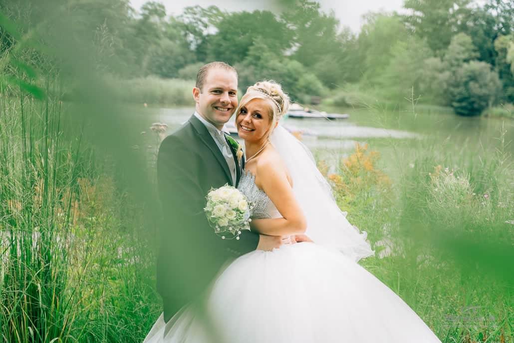 Hochzeitsfotograf Essen und ein traumhaftes Brautpaar
