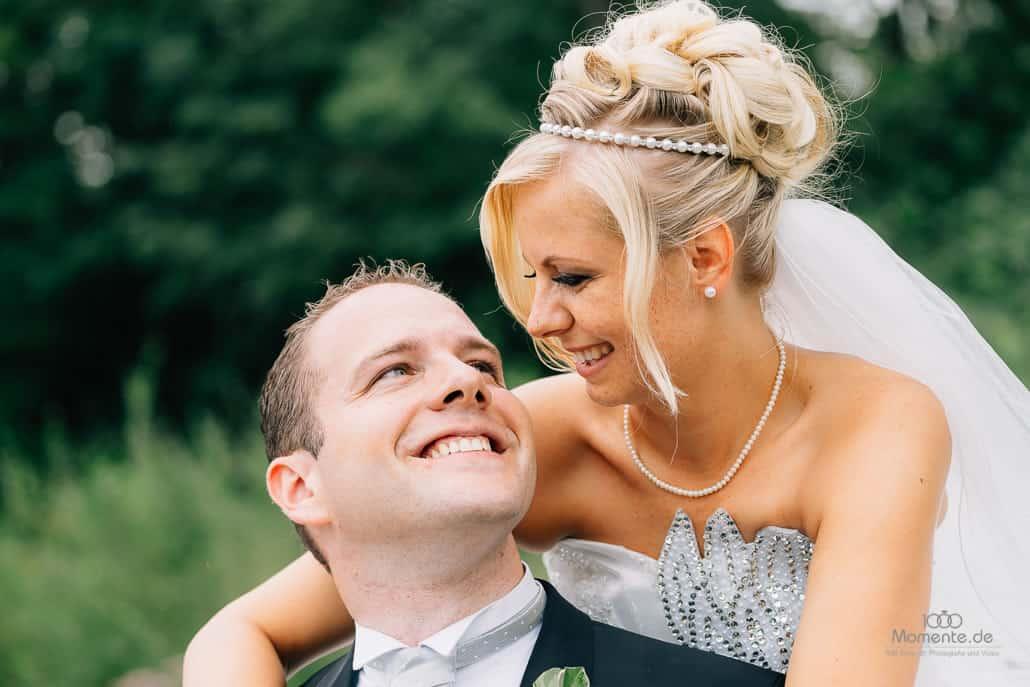 Hochzeitsfotograf Essen und ein super nettes Brautpaar