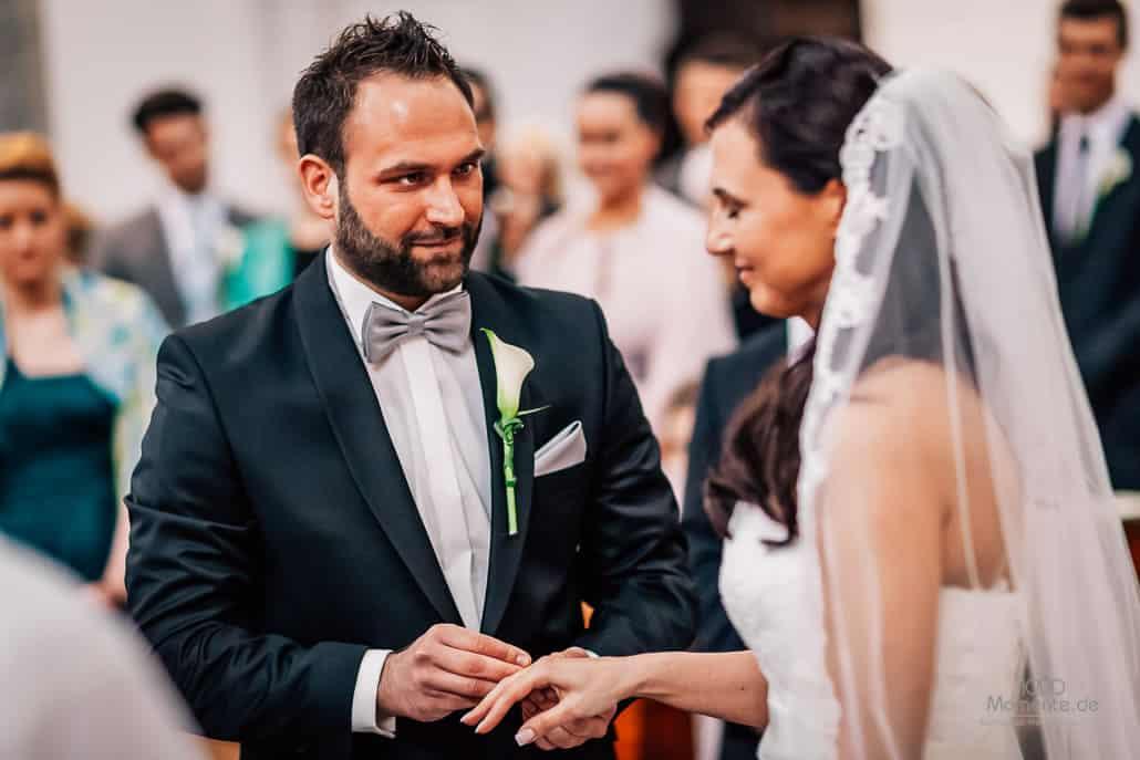 Hochzeitsfotograf Köln Trauung
